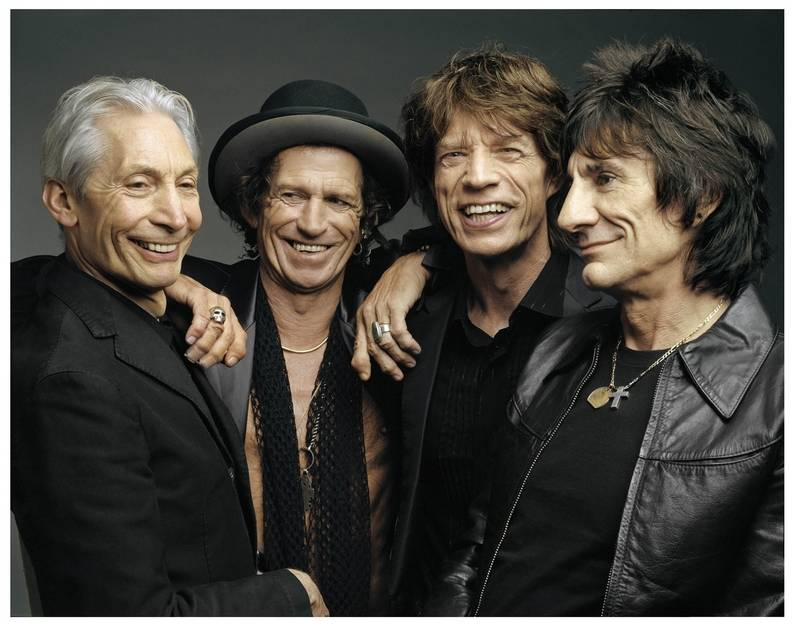 the rolling stones a bigger band