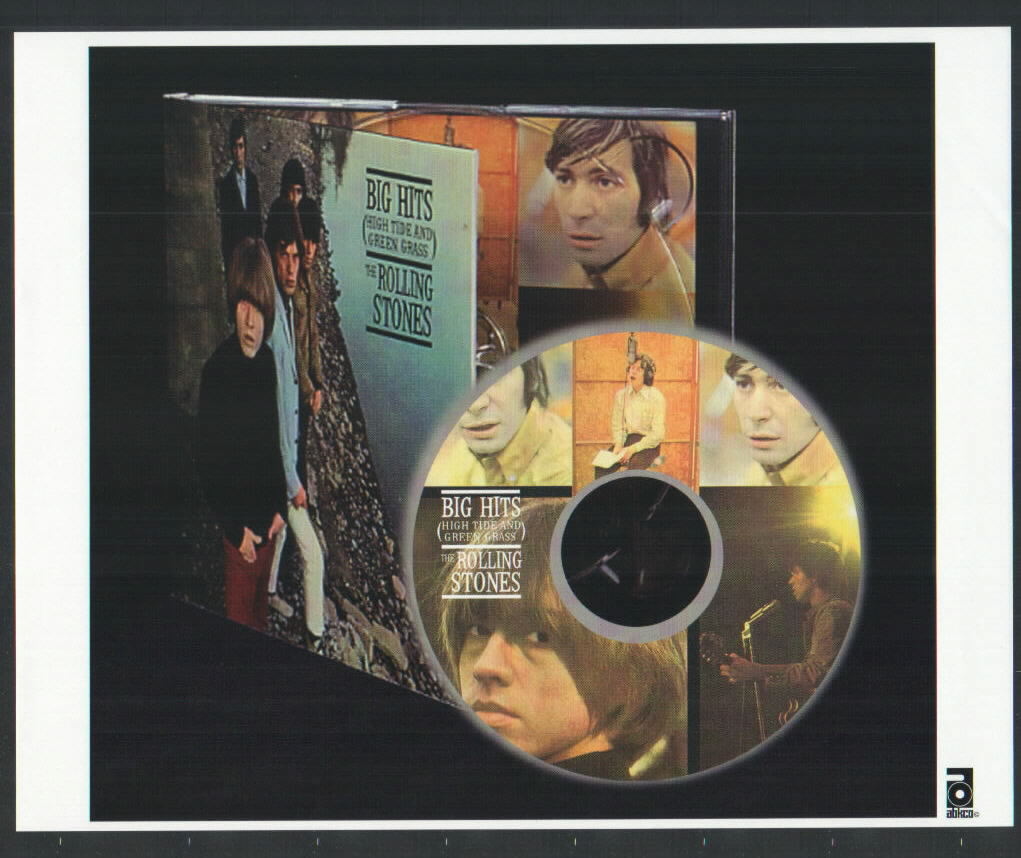 The Rolling Stones Remastered Abkco By Iorr