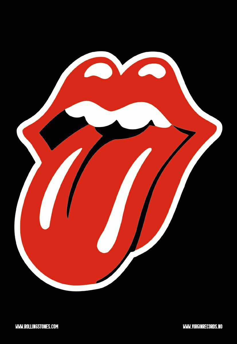 Ideal rolling stones lick top