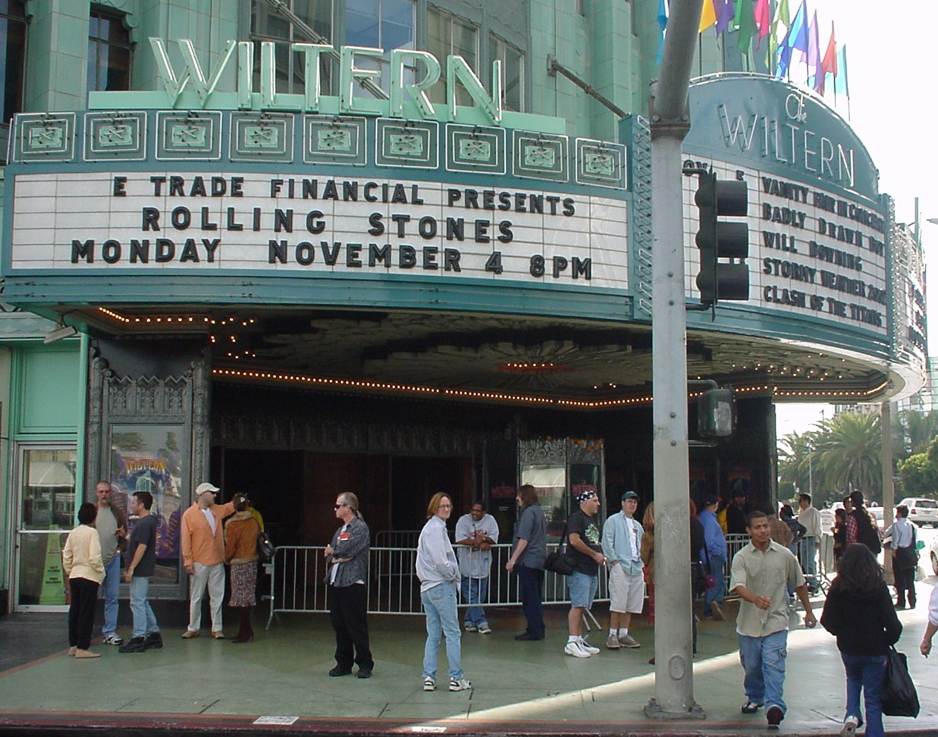 The Rolling Stones Live At The Wiltern Theatre Los