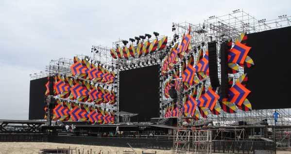 The Rolling Stones Rio De Janeiro 2006 Show By Iorr
