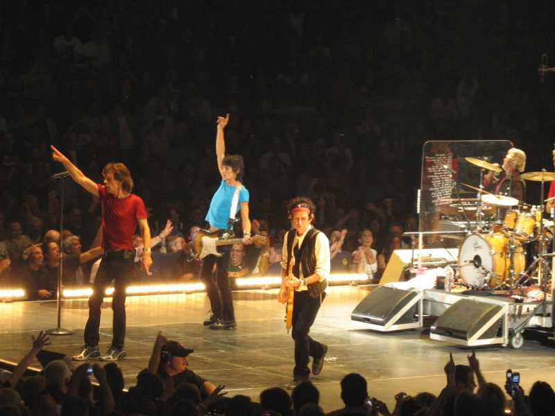 The Rolling Stones Atlantic City show 2006 by IORR