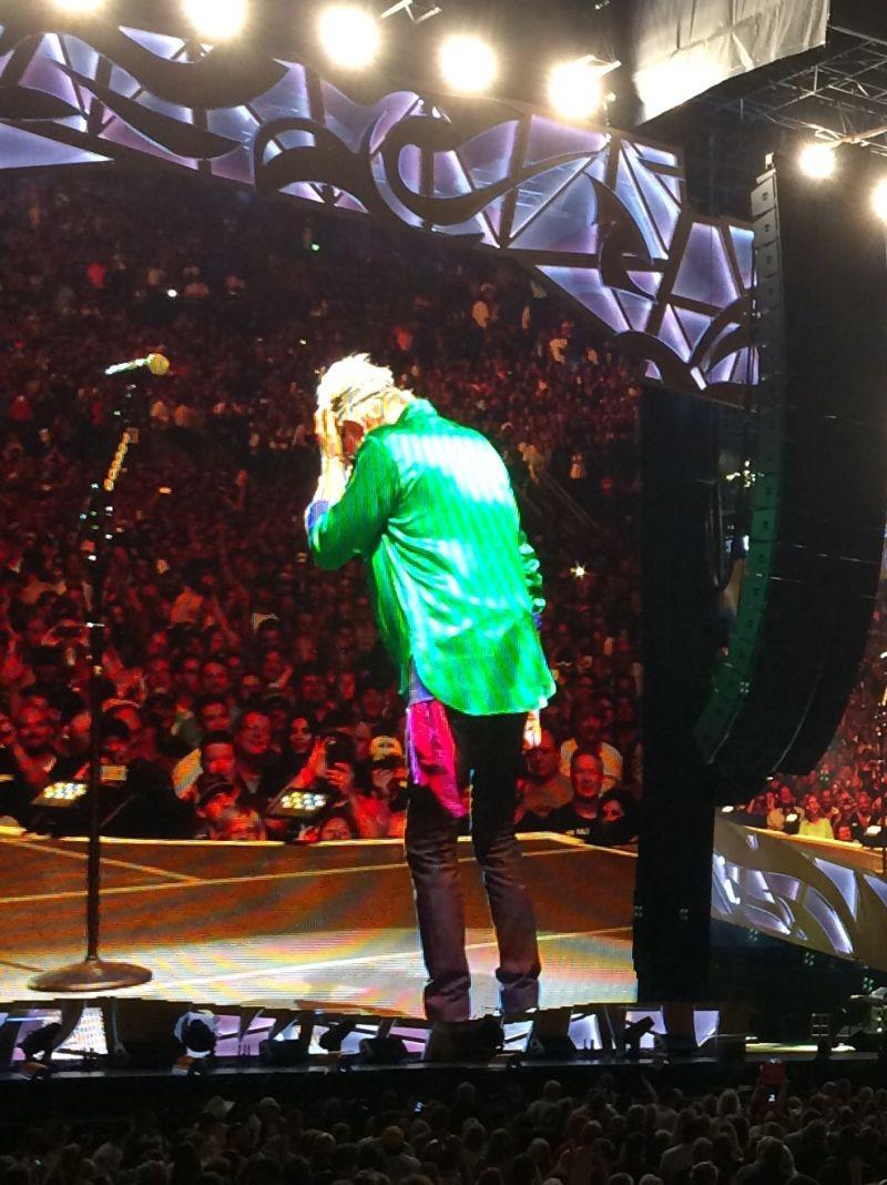 The Rolling Stones Live At Ohio Stadium Columbus Oh Usa