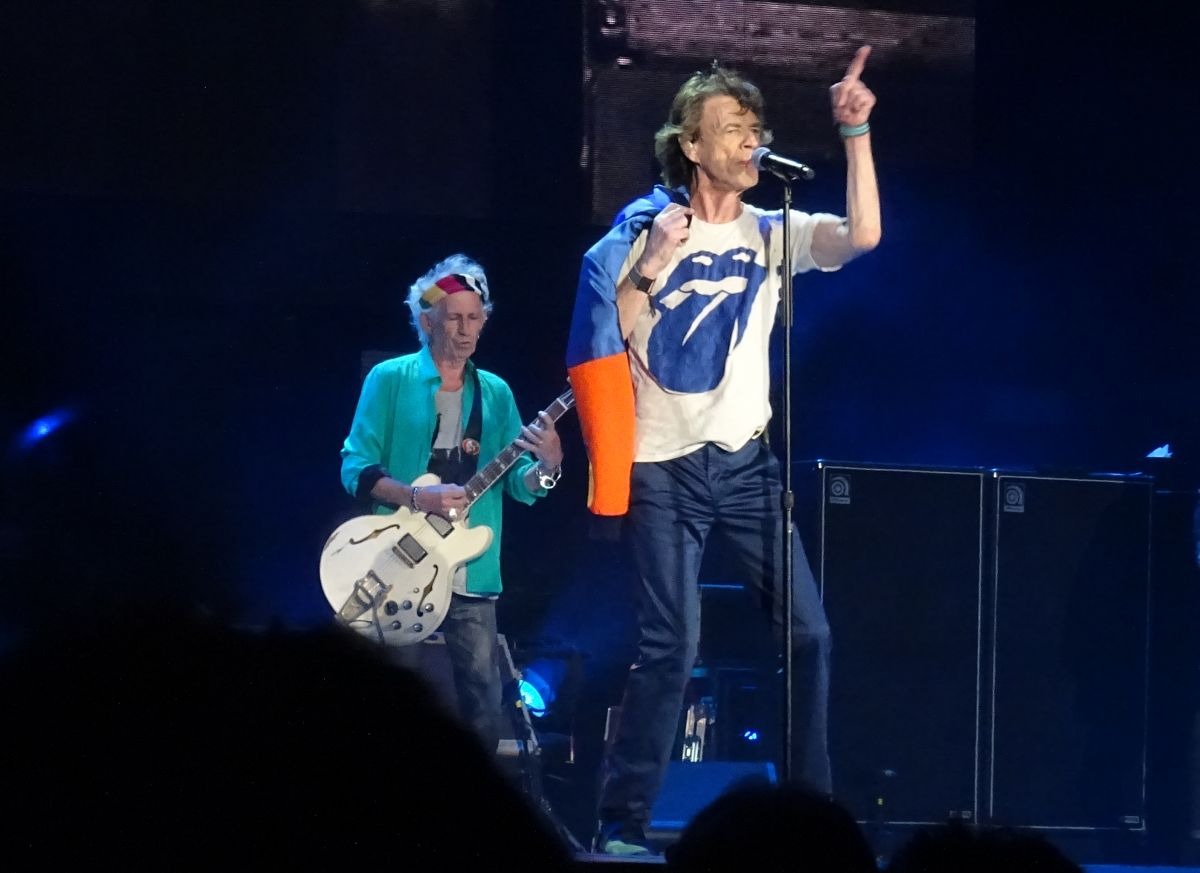 The Rolling Stones - Carol / I'm A King Bee / Walking The Dog / Can I Get A Witness
