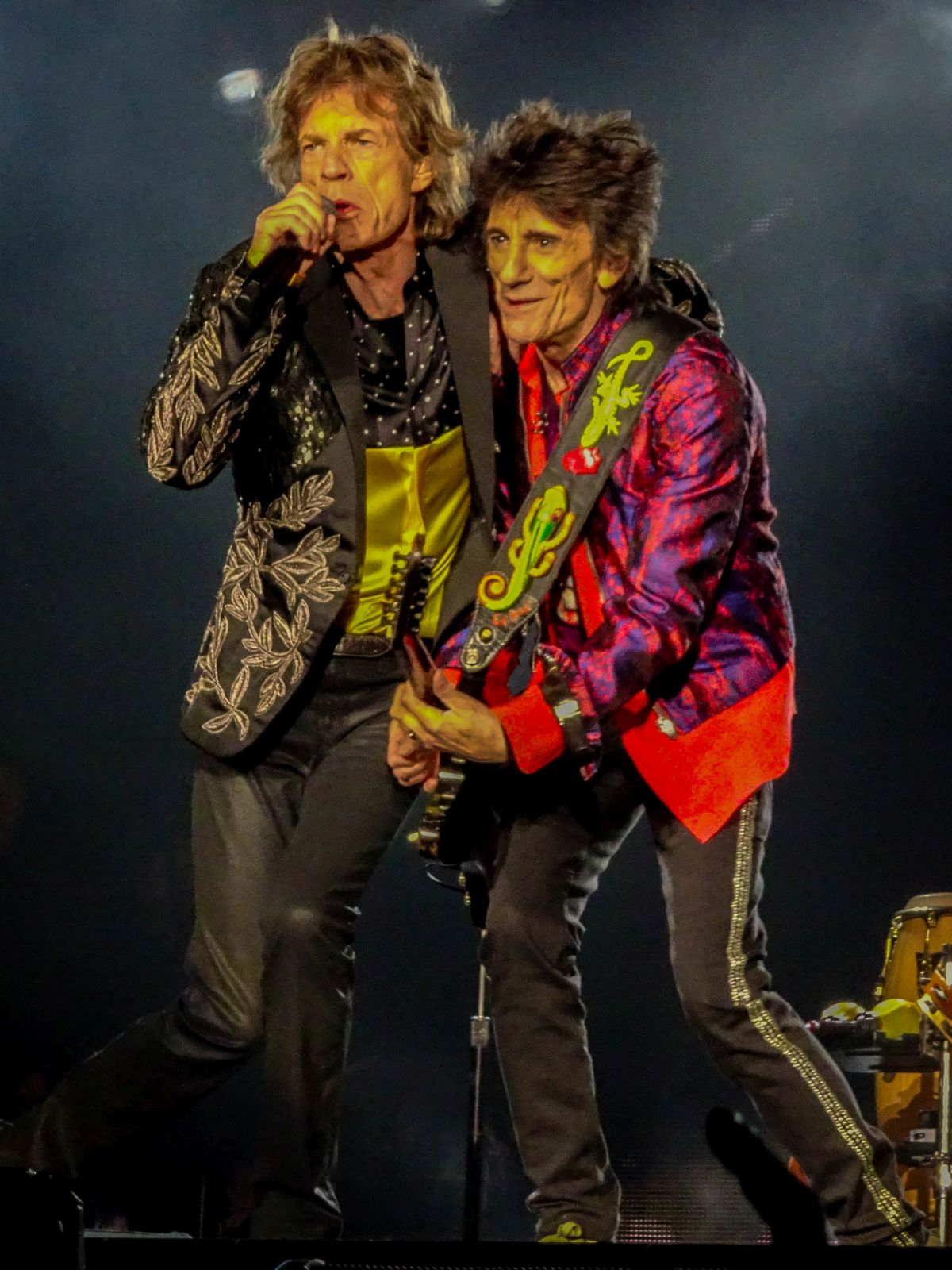The Rolling Stones Live At Olympiastadion Munich Germany Tuesday